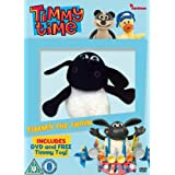 Timmy Time - Timmy The Train - with Timmy Plush [DVD]by Jackie Cockle