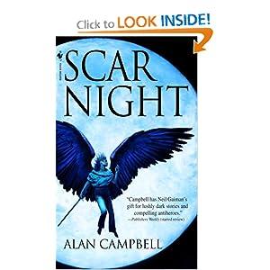 Scar Night (Deepgate Codex, Book 1) [Mass Market Paperback]