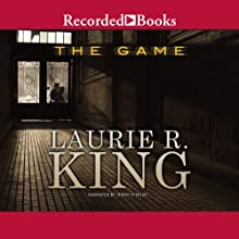 The Game: A Novel of Suspense Featuring Mary Russell and Sherlock Holmes (       UNABRIDGED) by Laurie R. King Narrated by Jenny Sterlin