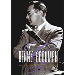 Benny Goodman - Adventures in the Kingdom of Swing - DVD (Zone USA)