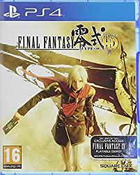 Final Fantasy Type-0 HD (Inc. FF XV (15) ) /PS4