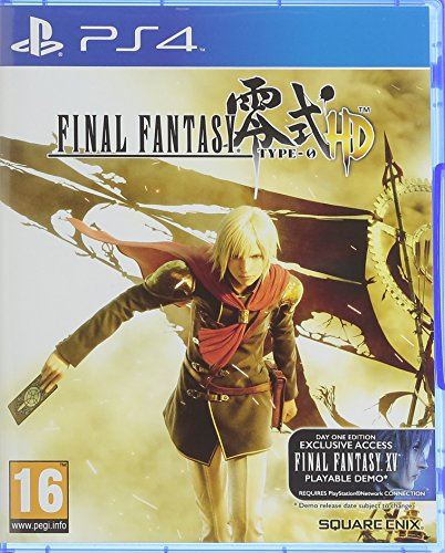 Final Fantasy Type-0 HD (PS4) (UK IMPORT) (Ps4 Final Fantasy Type 0 Console compare prices)