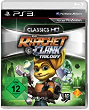 The Ratchet & Clank Trilogy [Classics HD] [Importación alemana]