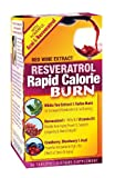 Applied Nutrition Resveratrol Rapid Calorie Burn, 56-Count Box