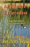 img - for A Murder in Paradise: A Logan & Cafferty Mystery/Suspense Novel book / textbook / text book