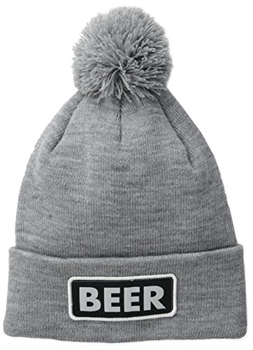 Coal Mens Vice Beanie Heather