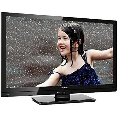 Funai 32FE502 81 cm (32 inches) HD Ready LED TV (Black)