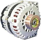 Velocity High Output Alternator 8292-250-HD22-2 - 250A High Output Alternator for AM General Hummer, Hummer H2