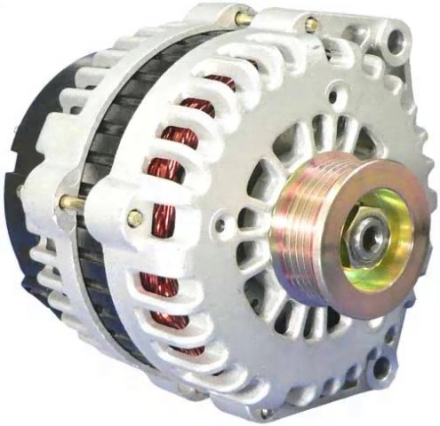 Velocity High Output Alternator 8302-250-HD28-57 - 250A High Output Alternator for Chevrolet Tahoe (05 Tahoe Alternator compare prices)