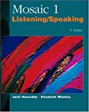 img - for Mosaic 1: Listening/Speaking Skills book / textbook / text book