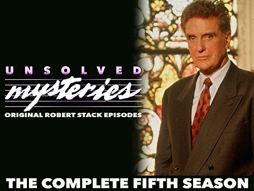 Unsolved Mysteries: Original Robert Stack Episodes - Season 5