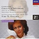 Canteloube: Chants d'Auvergne / Villa-Lobos: Bachianas Brasileiras