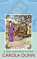 Gone West (Center Point Premier Mystery (Large Print))
