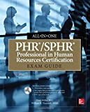 img - for PHR/SPHR Professional in Human Resources Certification All-in-One Exam Guide book / textbook / text book