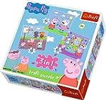 Trefl, Peppa Pig, fun at school, Puzz...