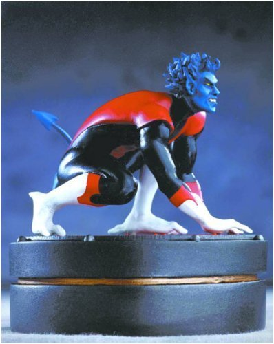 Picture of Bowen Nightcrawler (X-Men) Mini Statue Bowen Designs! Figure (B001GN3MEQ) (X-Men Action Figures)