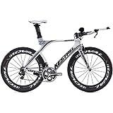 Kestrel 2014 4000 Dura Ace Di2 Matte Silver/White 99% Assembled