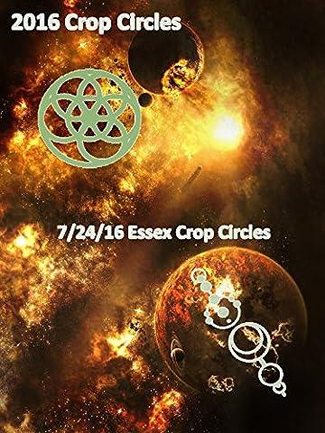 Broken Flower of Life - 7/24/16 Essex Crop Circles