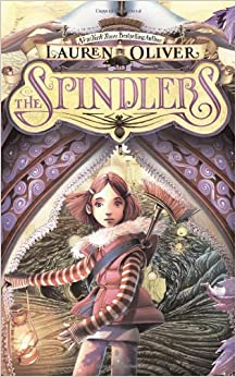 Swindlers by Lauren Oliver book cover
