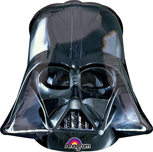 Star Wars Darth Vader Helmet Jumbo Foil Balloon