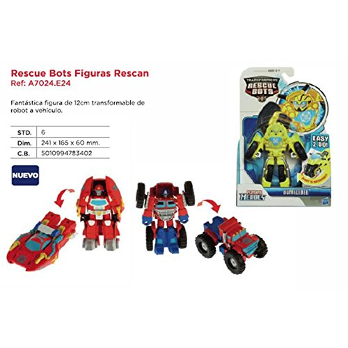 Playskool Heroes Transformers Rescue Bots Rescan Game (Assortment)