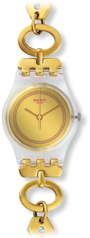 Swatch LK346G  Analog Watch For Girls