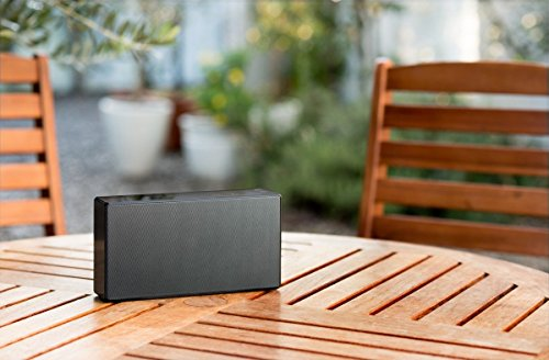 Sony SRS-X55 Premium Wireless Speaker with Bluetooth and NFC (Black)