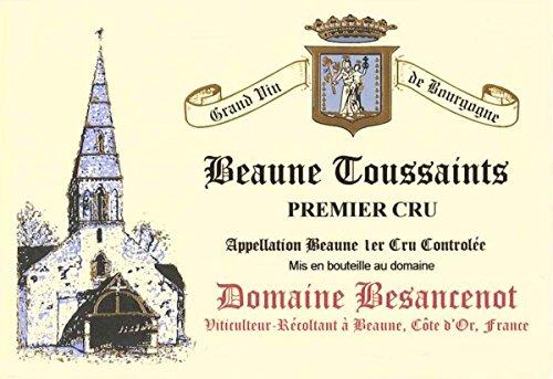 2011 Domaine Besancenot: Beaune Premier Cru Toussaints 750 Ml
