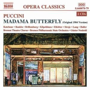 Puccini-madame Butterfly by Naxos