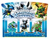 Skylanders: Spyro's Adventure - Triple Character Pack - Hex, Zap and Dinorang (Wii/PS3/Xbox 360/PC)