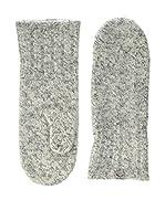 Salewa Guantes Walk Wool 2 Mitten (Gris Jaspeado)