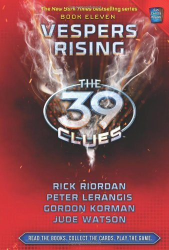 Vespers Rising (The 39 Clues)