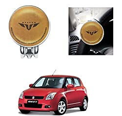 AutoStark Status Car Steering Knob Beige (MADE IN KOREA) For Maruti Suzuki Swift Old