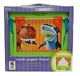 Manhattan Toy Wooden Puppet Theater