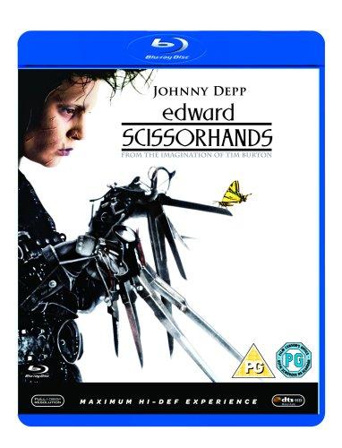 Edward Scissorhands / Эдвард - руки-ножницы (1990)