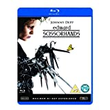 Edward Scissorhands [Blu-ray]by Johnny Depp
