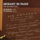 echange, troc  - Mozart : Six Sonates/ Vol.1