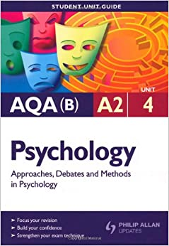 aqa a2 psychology unit 3 aggression Further copies of this mark scheme are available from aqaorguk  non- aggressive strategies (eg surveillance) might earn ao2/3 credit if.