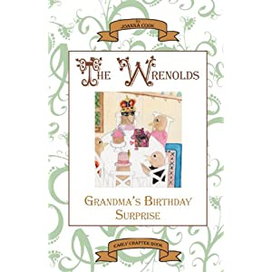The wrenolds grandma 39 s birthday surprise for What to get your grandma for her birthday