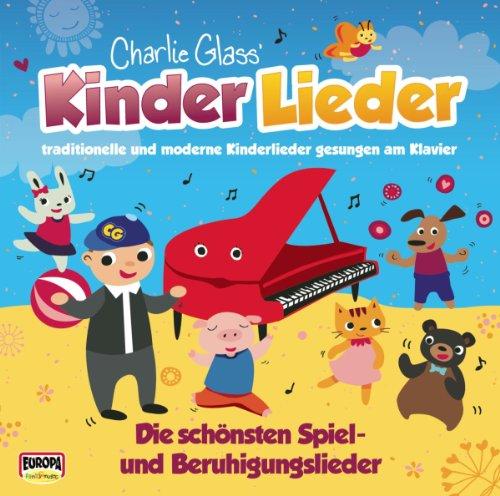 Kinder Lieder - Die Schonsten Spiel-Und Beruhigungslied