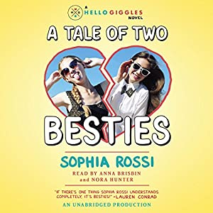 A Tale of Two Besties Audiobook