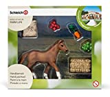 Mini Playset - Foal Eating Set