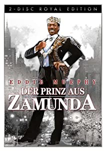 Coming to America Poster Movie German 11x17 Eddie Murphy Arsenio Hall James Earl Jones John Amos
