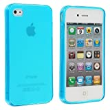 TPU Rubber Skin Case Cover for Apple® iPhone® 4 4S AT&T / Verizon / Sprint (!A1)