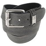 Honeybadger Men's Casual Leather Belt 40