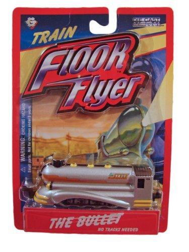 Floor Flyer Diecast Train: The Bullet