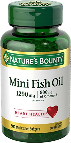 Top best 5 fish oil pearls for sale 2016 product boomsbeat for Fish oil for sale