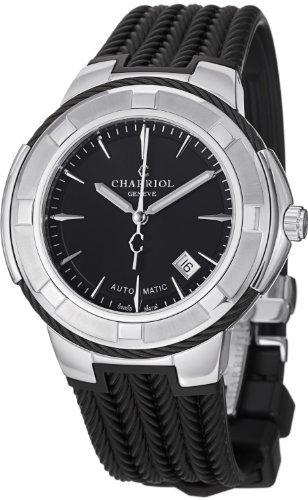 charriol-celtic-xl-mens-black-dial-black-rubber-strap-automatic-watch-ce443ab173004