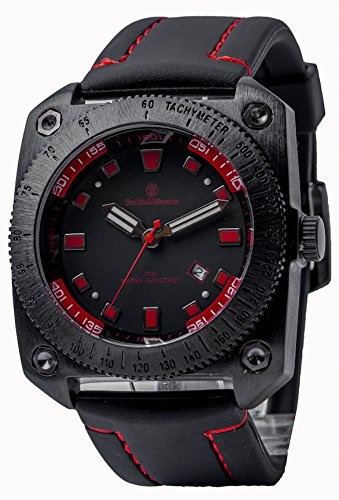 smith-wesson-sww-5900-flight-deck-watch-with-rubber-strap-red-and-black