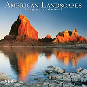Torrent - fileserve: American Landscape 2009 Wall Calendar (Calendar